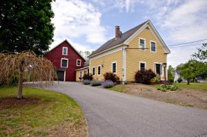 Quintessential New England Farmhouse