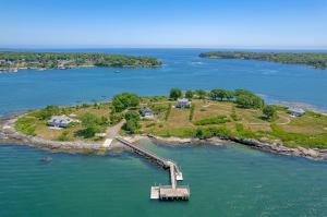 House Island, northern 12 acres