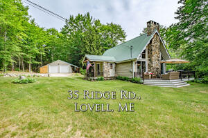 35 Ridge Road, Lovell, ME 04051