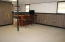 Rec room with bar, great for entertaining