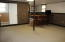 Rec room with bar and full bath