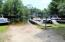 Boat launch to Sebago Lake with miles of water to explore