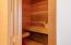 Finnish 4-Person Sauna