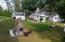 Sprawling lawn space