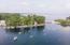 678 feet of frontage on Sebago Lake