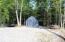 Shelterlogic Portable garage conveys with lot