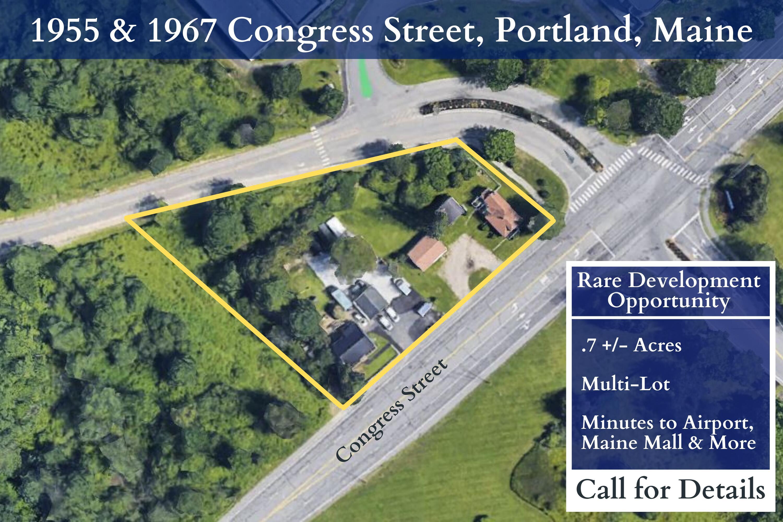 1955/1967 Congress Street, Portland, ME 04102
