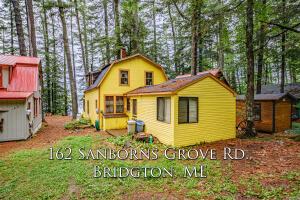 162 Sanborn Grove Road, Bridgton, ME 04009
