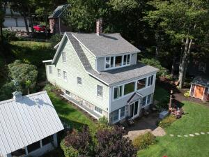 Beautiful lakeside home on highly sought after Whites Point Rd.