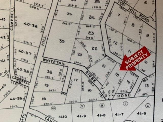LOT 15 Whitetail Ridge Road, Bridgton, ME 04009
