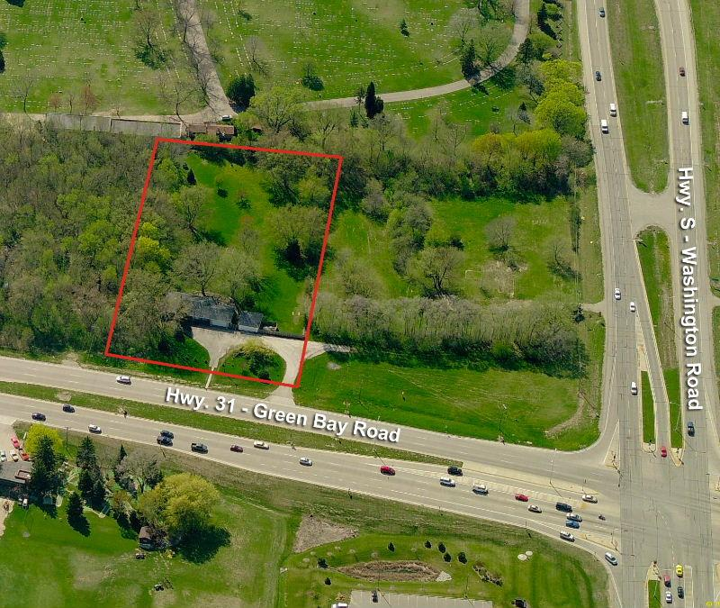 4204 Green Bay Rd, Somers, Wisconsin 53144, ,Vacant Land,For Sale,Green Bay Rd,1003365