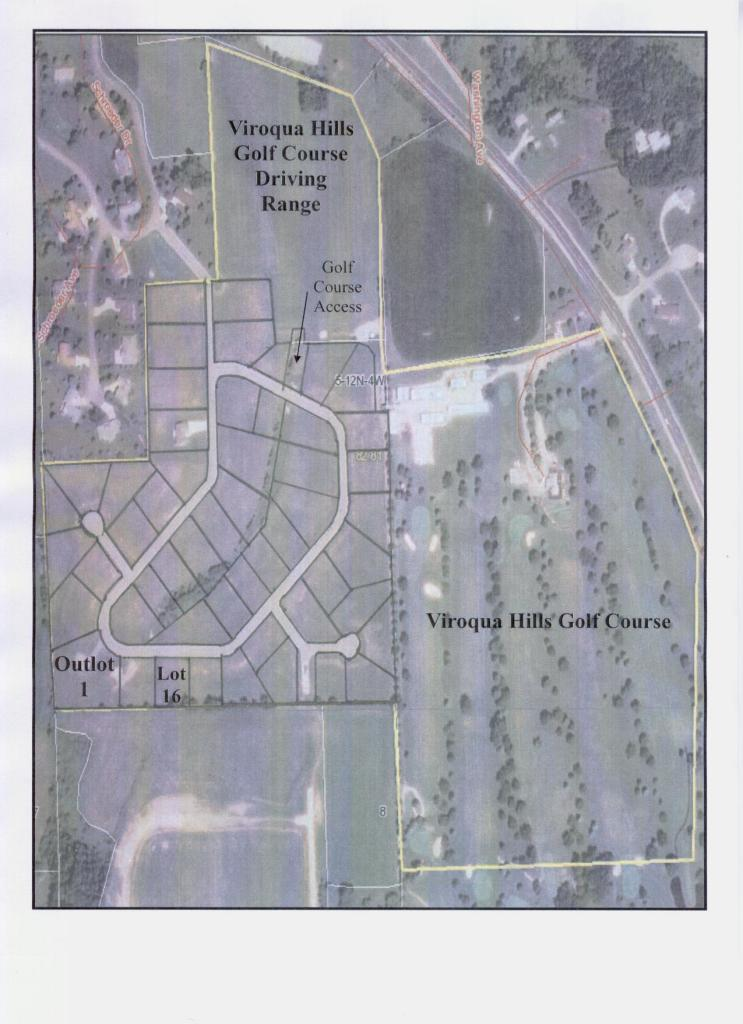 LOT 16 16TH FAIRWAY DR, Viroqua, Wisconsin 54665, ,Vacant Land,For Sale,16TH FAIRWAY DR,1249911