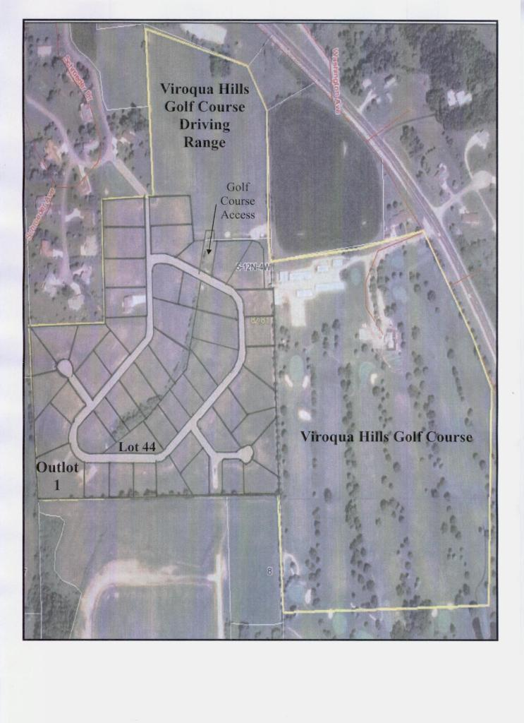 LOT 44 16TH FAIRWAY DR, Viroqua, Wisconsin 54665, ,Vacant Land,For Sale,16TH FAIRWAY DR,1249938