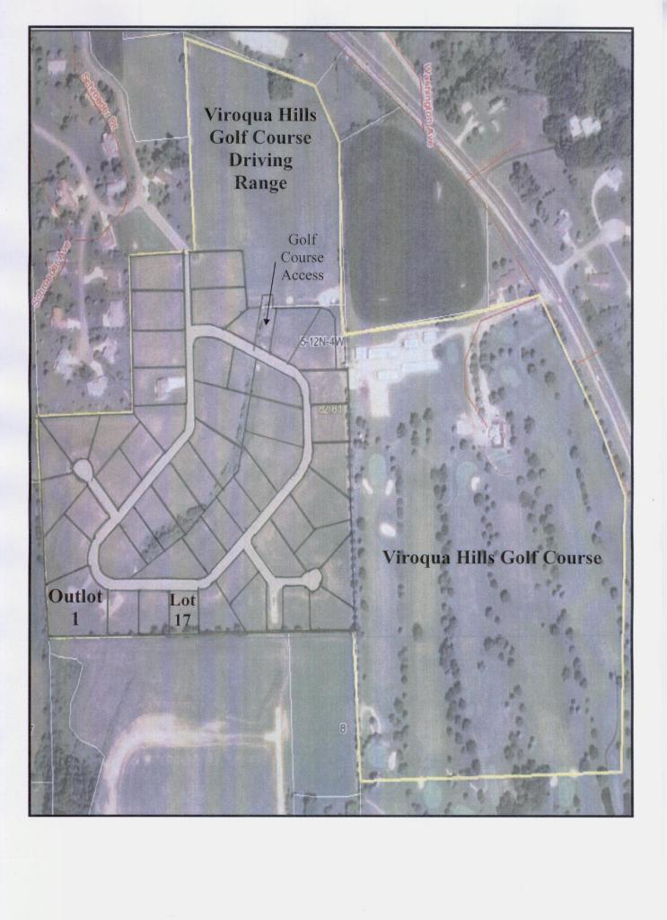 LOT 17 16TH FAIRWAY DR, Viroqua, Wisconsin 54665, ,Vacant Land,For Sale,16TH FAIRWAY DR,1249912