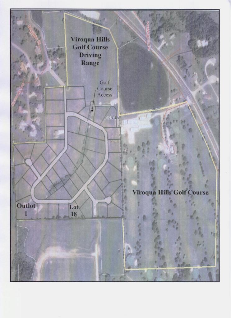 LOT 18 16TH FAIRWAY DR, Viroqua, Wisconsin 54665, ,Vacant Land,For Sale,16TH FAIRWAY DR,1249920