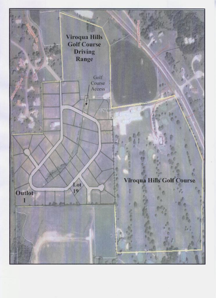 LOT 19 16TH FAIRWAY DR, Viroqua, Wisconsin 54665, ,Vacant Land,For Sale,16TH FAIRWAY DR,1249923