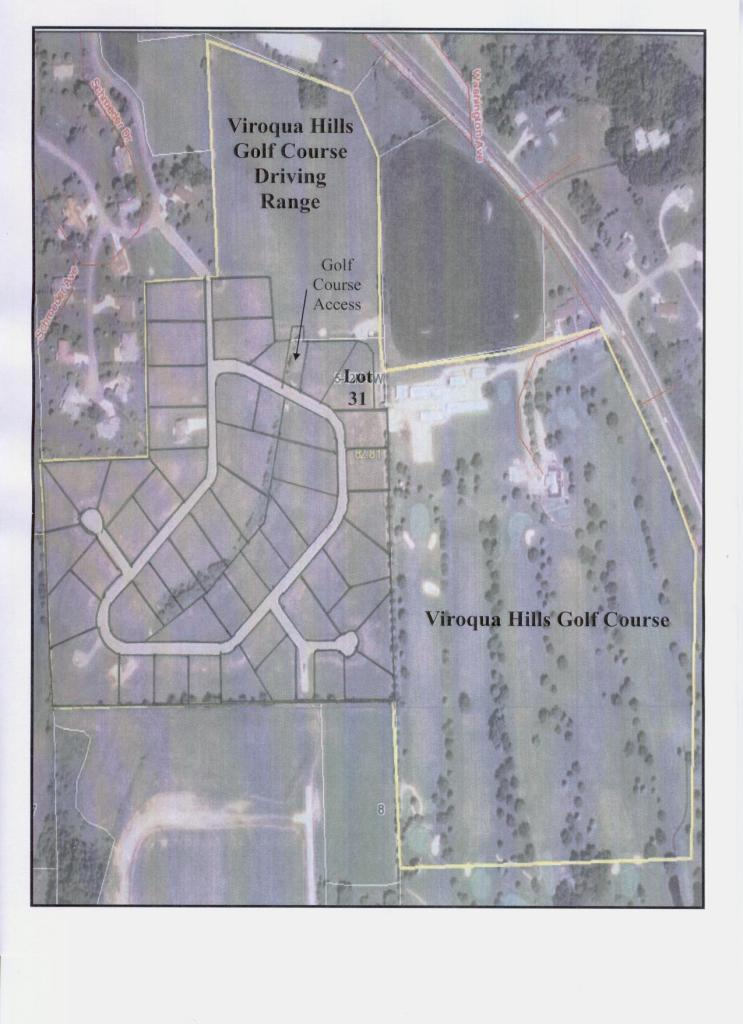 LOT 31 16TH FAIRWAY DR, Viroqua, Wisconsin 54665, ,Vacant Land,For Sale,16TH FAIRWAY DR,1249937