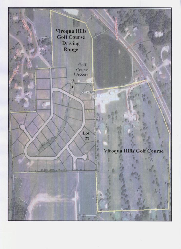 LOT 27 16TH FAIRWAY DR, Viroqua, Wisconsin 54665, ,Vacant Land,For Sale,16TH FAIRWAY DR,1249935