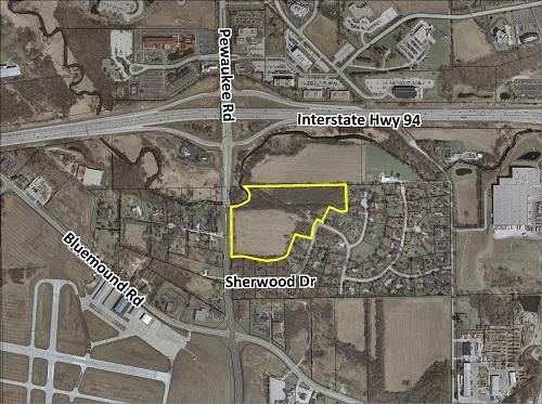 0000 Pewaukee RD, Pewaukee, Wisconsin 53188, ,Vacant Land,For Sale,Pewaukee RD,1370572