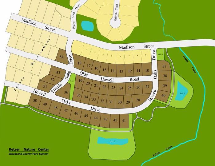 3604 Howell Oaks Dr, Waukesha, Wisconsin 53188, ,Vacant Land,For Sale,Howell Oaks Dr,1447208