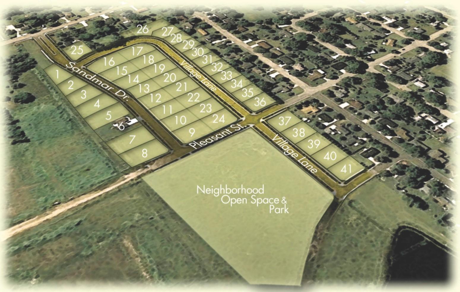 Lt41 Sandmar Village, Ripon, Wisconsin 54971, ,Vacant Land,For Sale,Sandmar Village,1480950