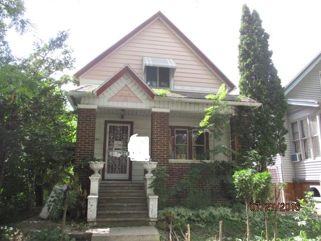 2845 16th St, Milwaukee, Wisconsin 53206, 4 Bedrooms Bedrooms, 6 Rooms Rooms,1 BathroomBathrooms,Single-Family,For Sale,16th St,1488264