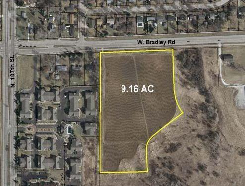10401 Bradley Rd, Milwaukee, Wisconsin 53224, ,Vacant Land,For Sale,Bradley Rd,1514750