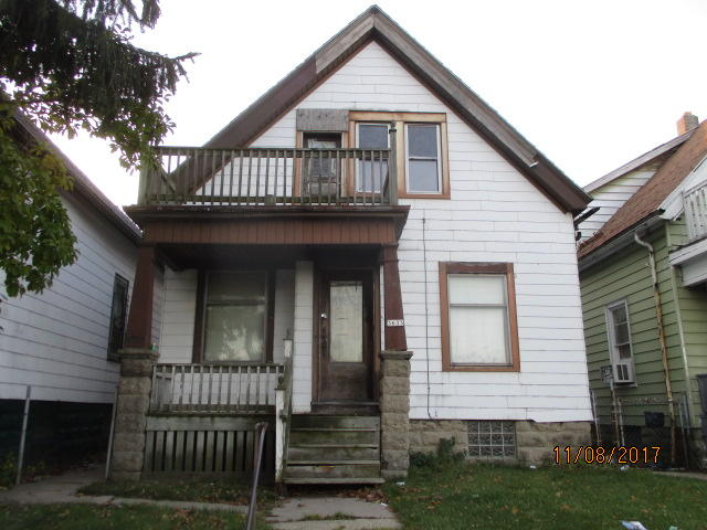 3633 8th St, Milwaukee, Wisconsin 53206, 2 Bedrooms Bedrooms, 4 Rooms Rooms,1 BathroomBathrooms,Two-Family,For Sale,8th St,1,1558155