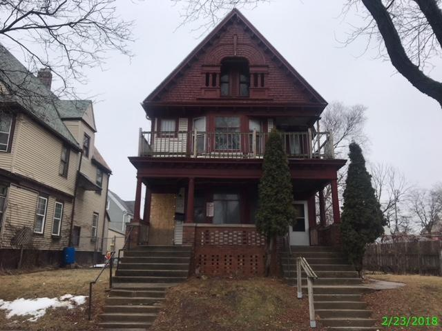 2016 37TH ST, Milwaukee, Wisconsin 53208, 3 Bedrooms Bedrooms, 7 Rooms Rooms,1 BathroomBathrooms,Two-Family,For Sale,37TH ST,1,1568068