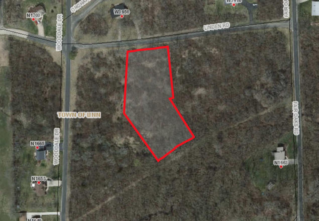 Lts4-5 Linden Rd. Blk 12, Linn, Wisconsin 53147, ,Vacant Land,For Sale,Linden Rd. Blk 12,1569408