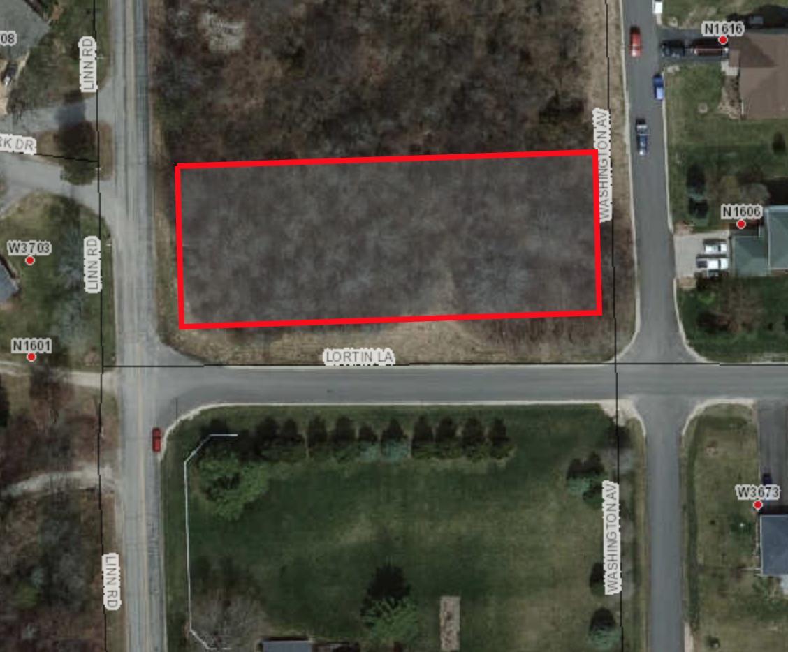 Lts23-24 Washington Ave. Blk 4, Linn, Wisconsin 53147, ,Vacant Land,For Sale,Washington Ave. Blk 4,1569405