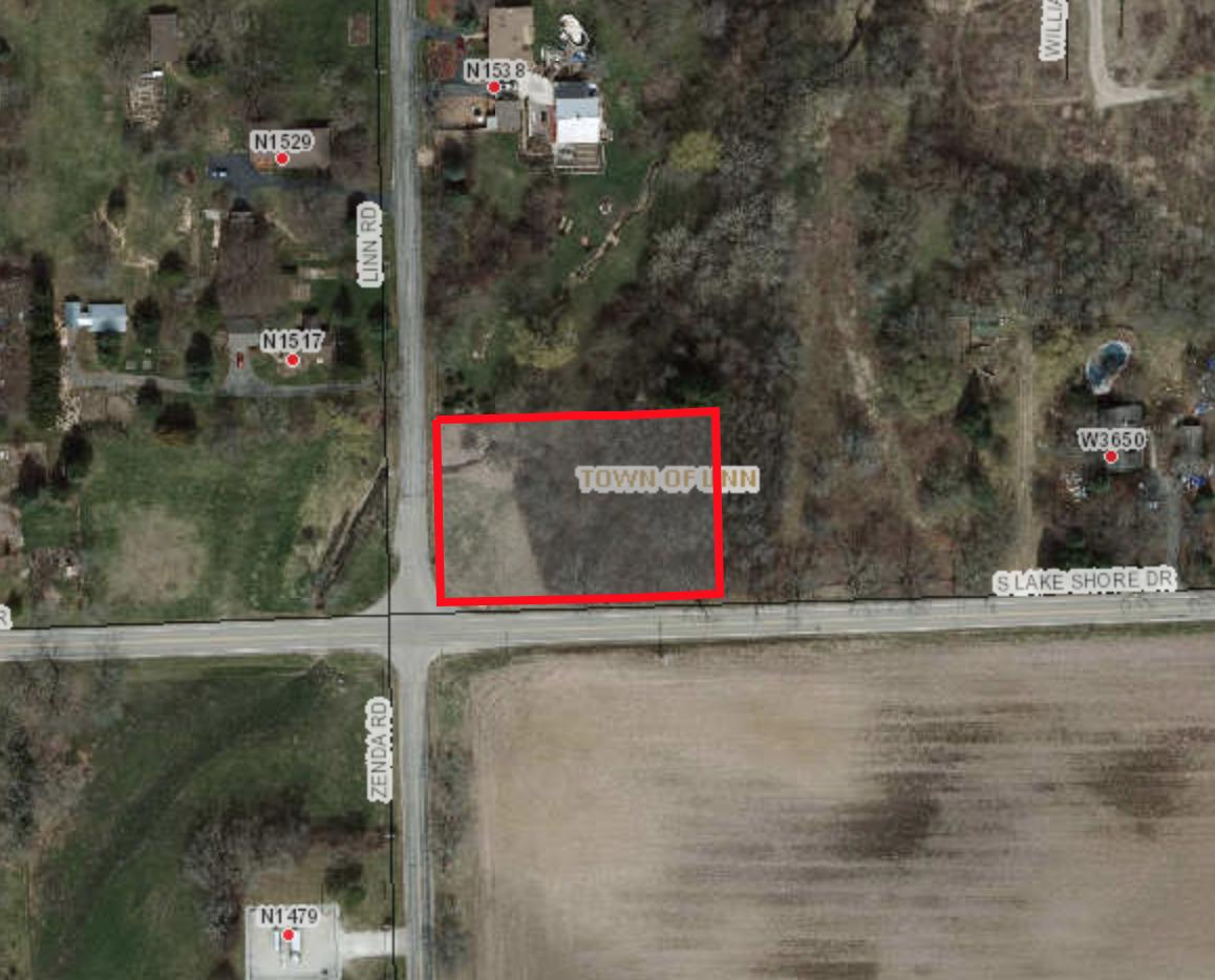 Lts23-25 S. Lake Shore Dr. Blk 5, Linn, Wisconsin 53147, ,Vacant Land,For Sale,S. Lake Shore Dr. Blk 5,1569406