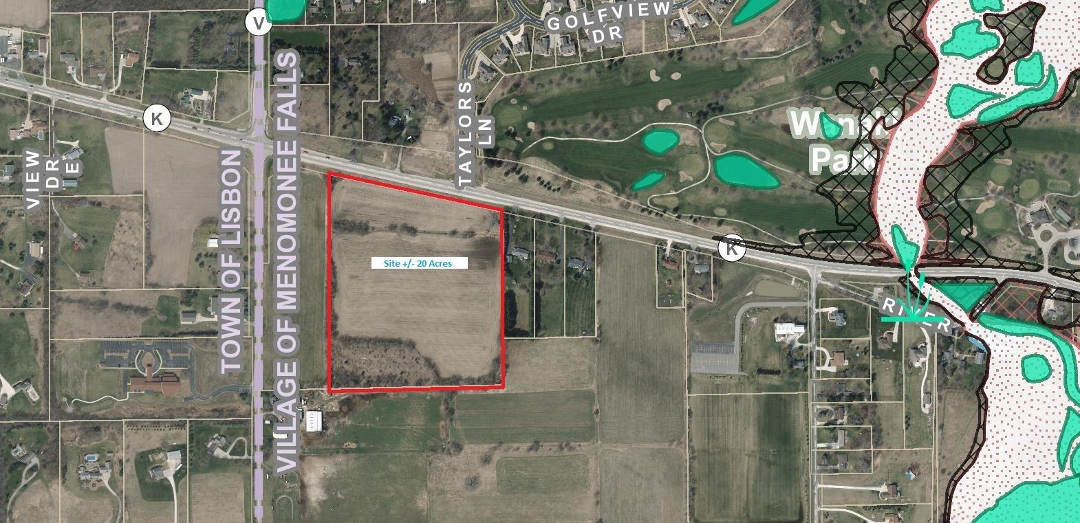 N50W21583 Lisbon Rd, Menomonee Falls, Wisconsin 53051, ,Vacant Land,For Sale,Lisbon Rd,1569387