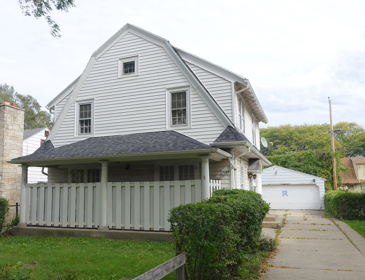 4050 41st St, Milwaukee, Wisconsin 53216, 2 Bedrooms Bedrooms, 5 Rooms Rooms,1 BathroomBathrooms,Single-Family,For Sale,41st St,1571682