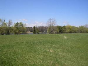 72' Peshtigo City Waterfront Building Site! High elevation grass lot with some small trees near water, city sewer, water, gas and electricity. Newer construction area but not many homes at this time. Deed restrictions apply....single family homes only.