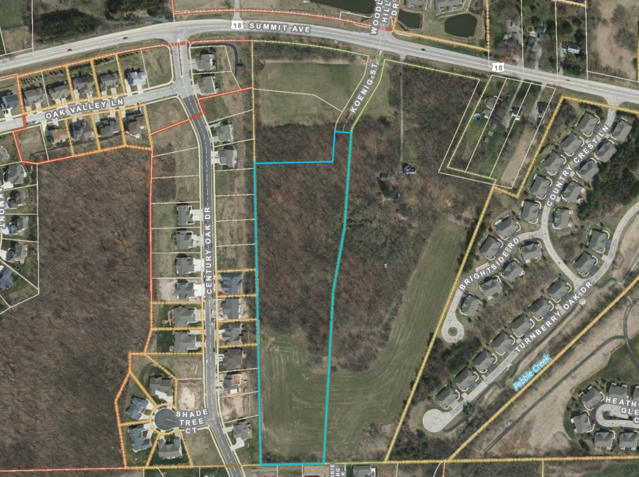 Lt3 Summit Ave, Waukesha, Wisconsin 53188, ,Vacant Land,For Sale,Summit Ave,1597064