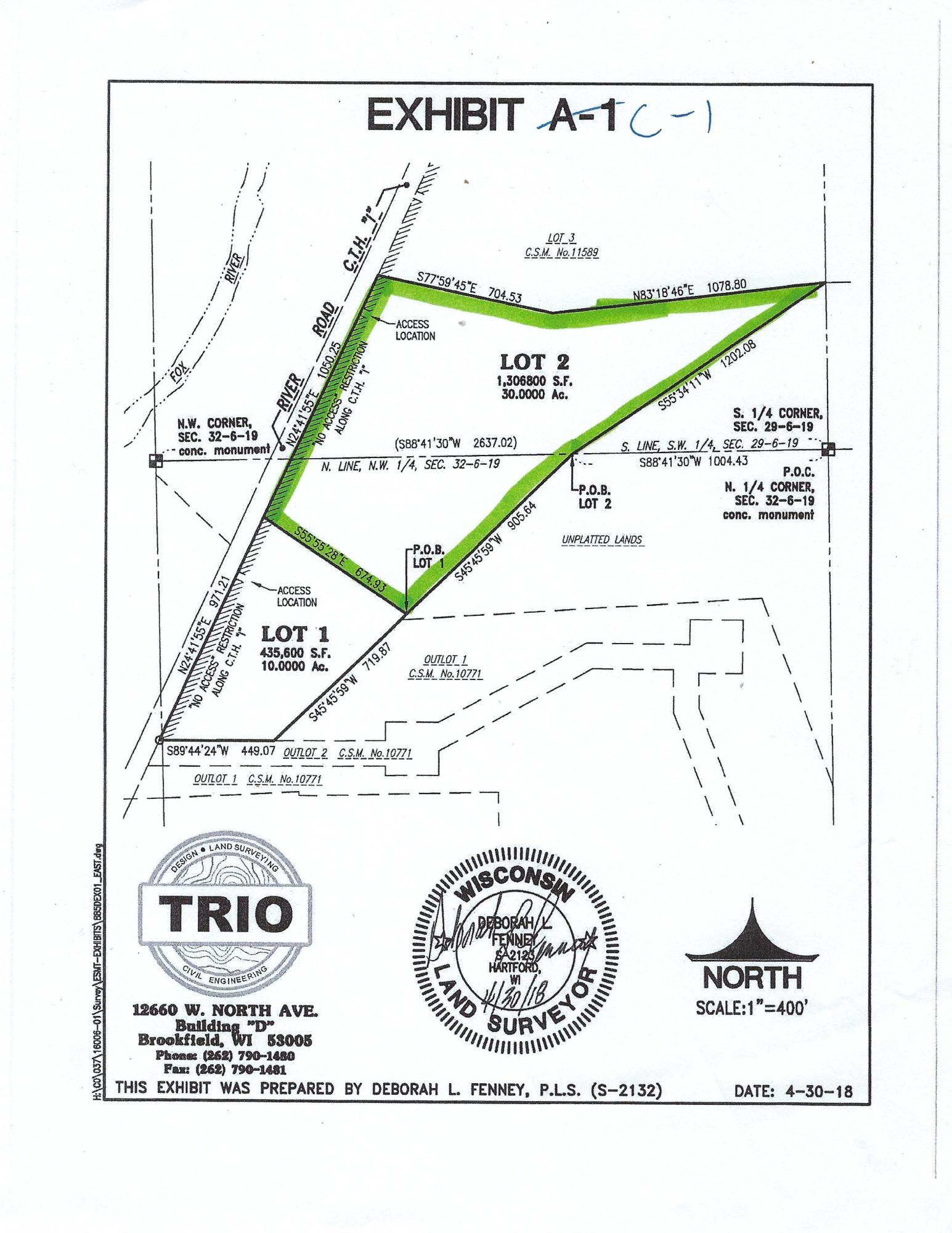 W269S5550 River Rd, Waukesha, Wisconsin 53189, ,Vacant Land,For Sale,River Rd,1560710