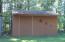 10'w x 19'L storage shed
