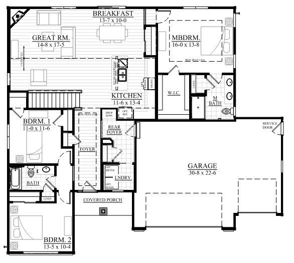 1069 Pine Ridge Ct, Oconomowoc, Wisconsin 53066, 3 Bedrooms Bedrooms, 7 Rooms Rooms,2 BathroomsBathrooms,Single-Family,For Sale,Pine Ridge Ct,1619184