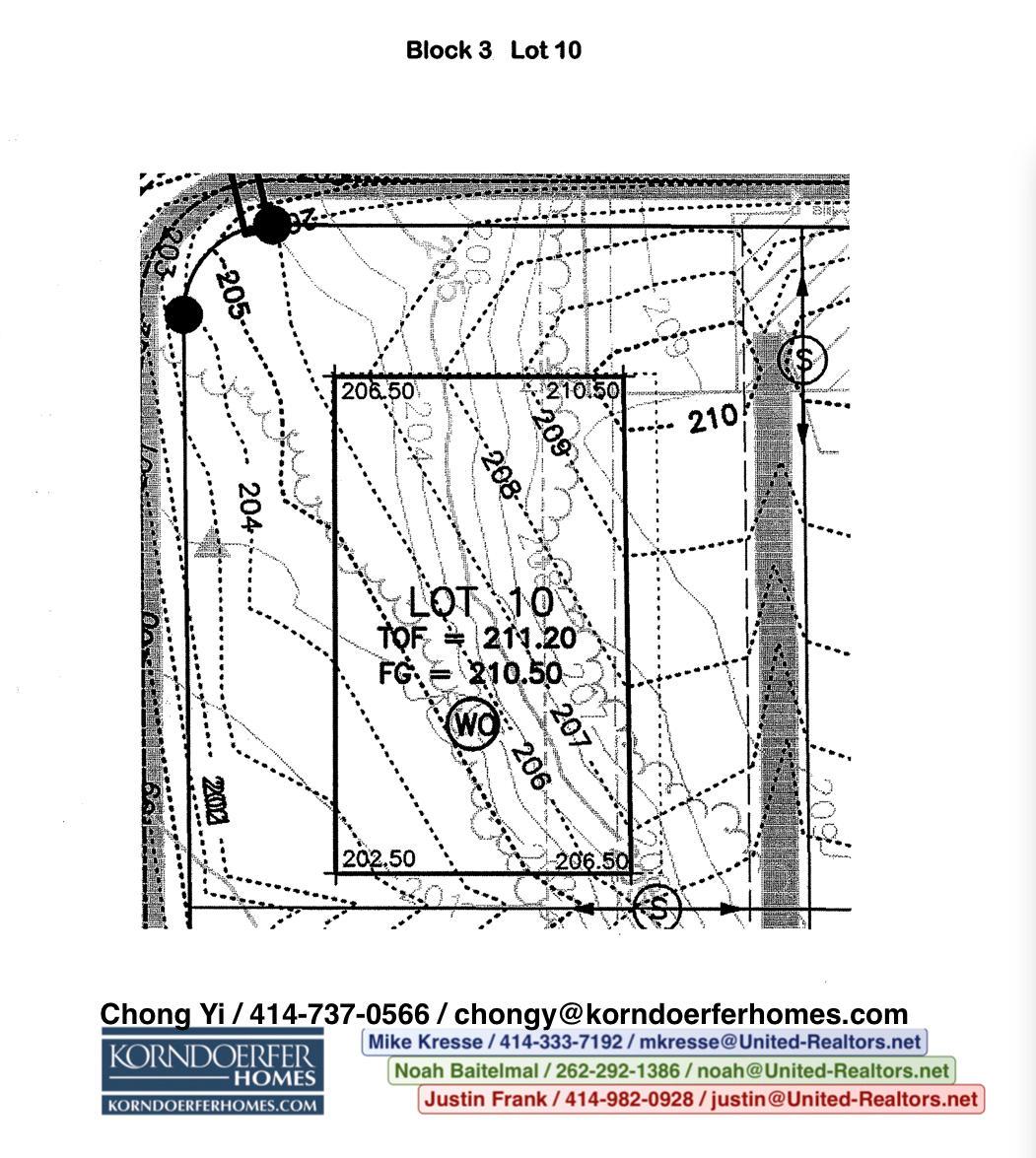 8656 N 117th St Milwaukee Wi 53224 Mls 1608288 Keefe Real Estate F G Block Diagram