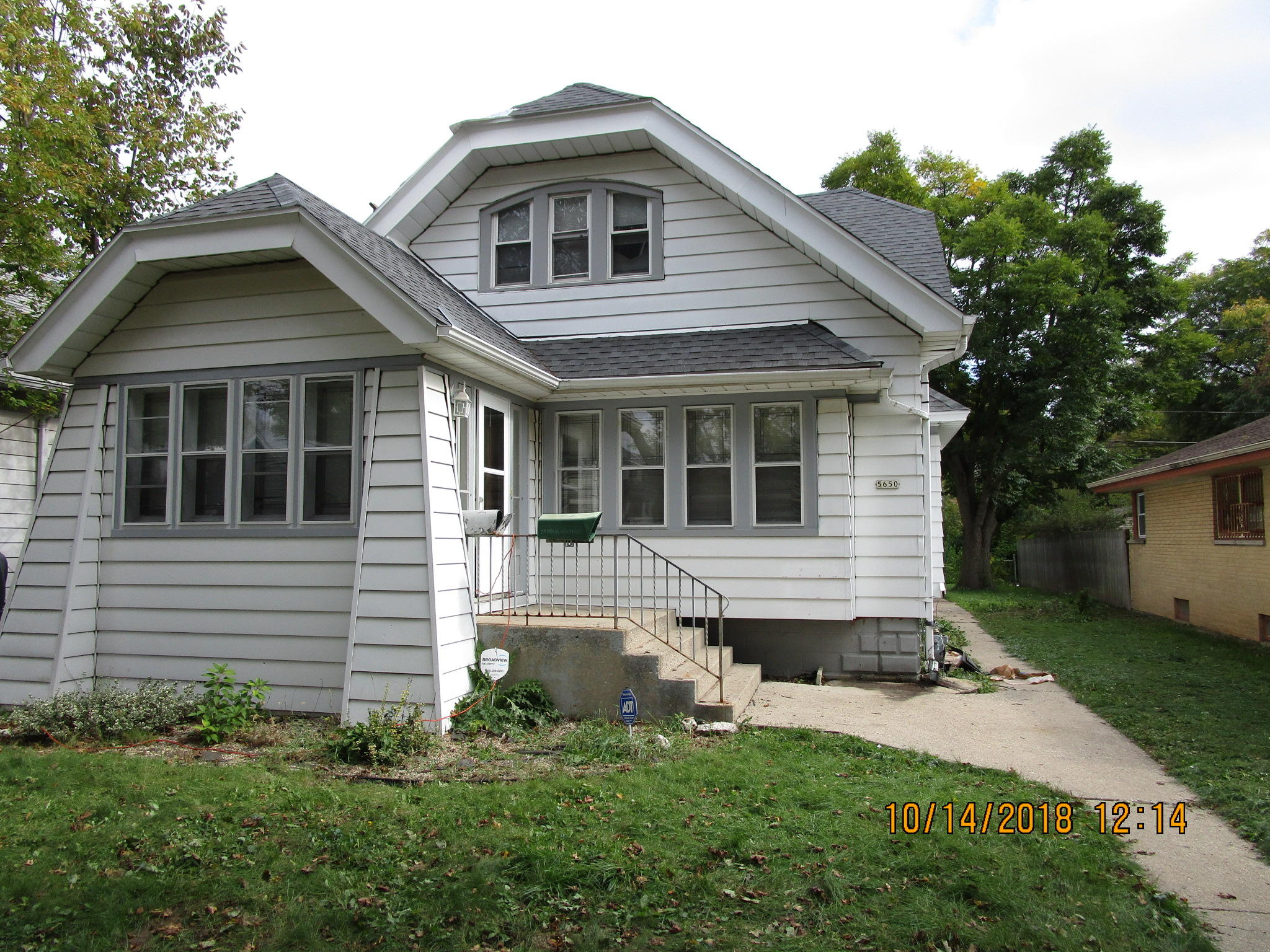 5650 36th ST, Milwaukee, Wisconsin 53209, 3 Bedrooms Bedrooms, 7 Rooms Rooms,1 BathroomBathrooms,Single-Family,For Sale,36th ST,1610547