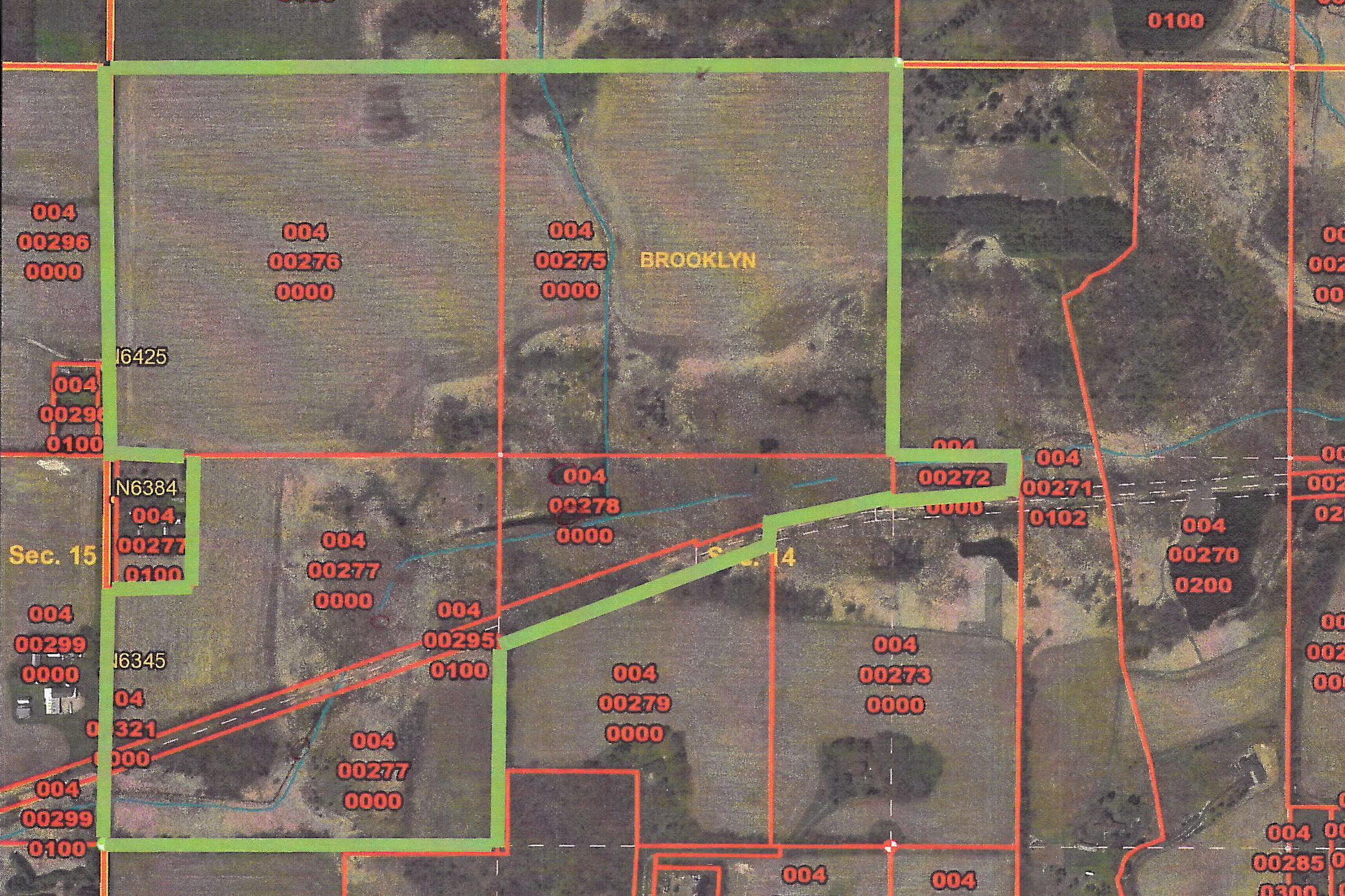 Forest Ridge Rd, Brooklyn, Wisconsin 54941, ,Vacant Land,For Sale,Forest Ridge Rd,1568904