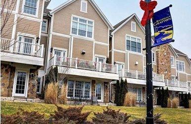 1222 Water Terrace, Grafton, Wisconsin 53024, 3 Bedrooms Bedrooms, 7 Rooms Rooms,3 BathroomsBathrooms,Condominiums,For Sale,Water Terrace,1,1614568