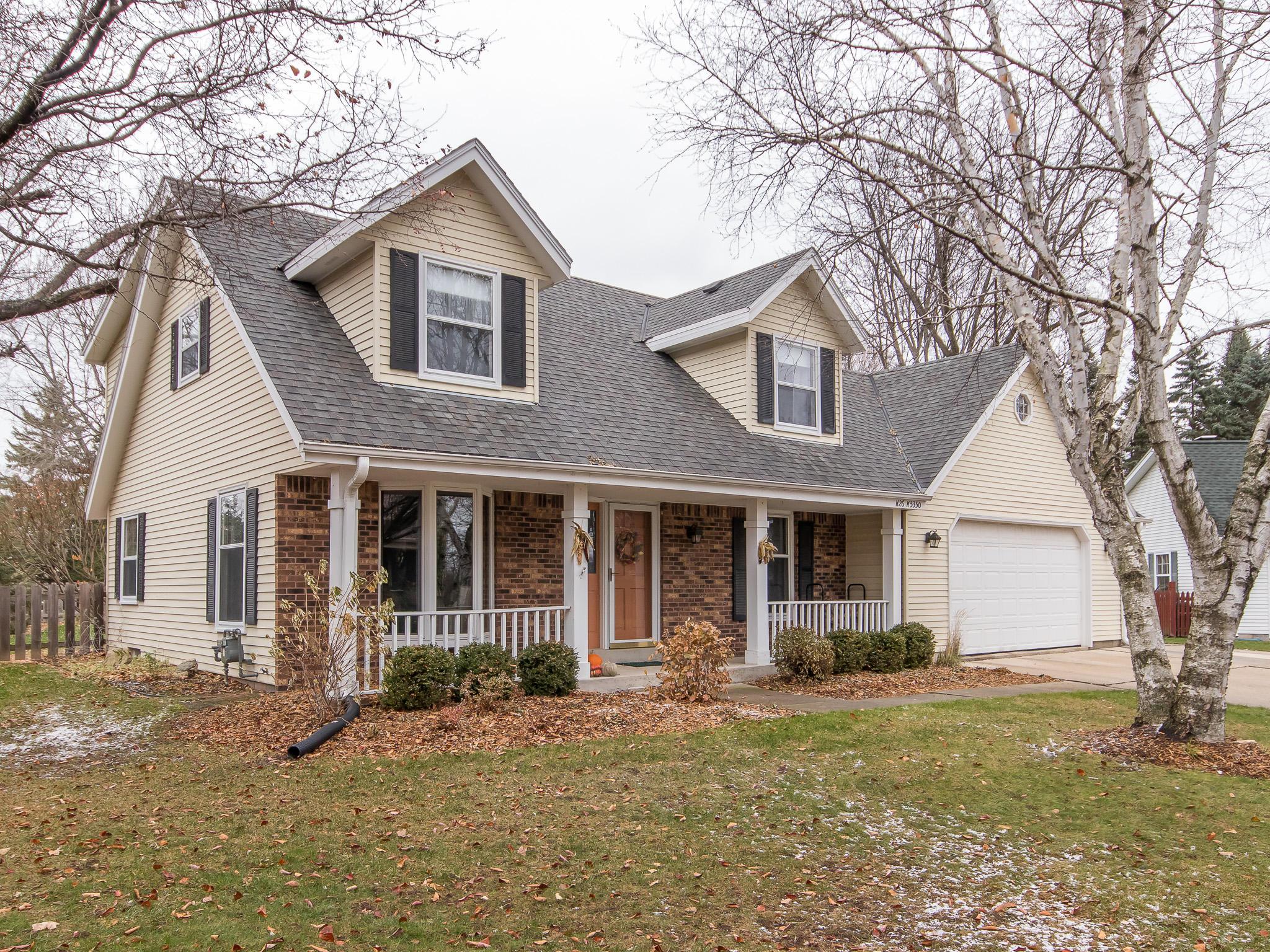 N26W5350 Polk ST, Cedarburg, Wisconsin 53012, 3 Bedrooms Bedrooms, ,2 BathroomsBathrooms,Single-Family,For Sale,Polk ST,1614589
