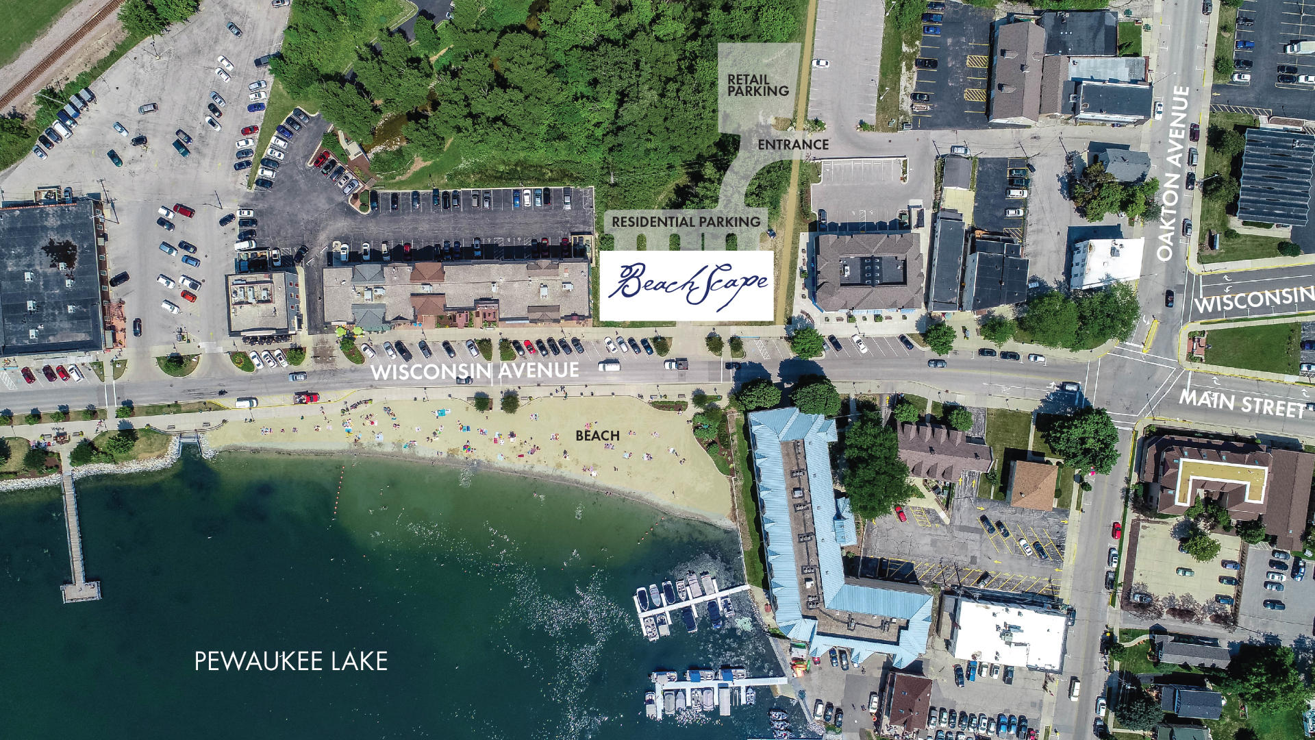 145 Wisconsin Ave, Pewaukee, Wisconsin 53072, 3 Bedrooms Bedrooms, 7 Rooms Rooms,3 BathroomsBathrooms,Condominiums,For Sale,Wisconsin Ave,2,1616279