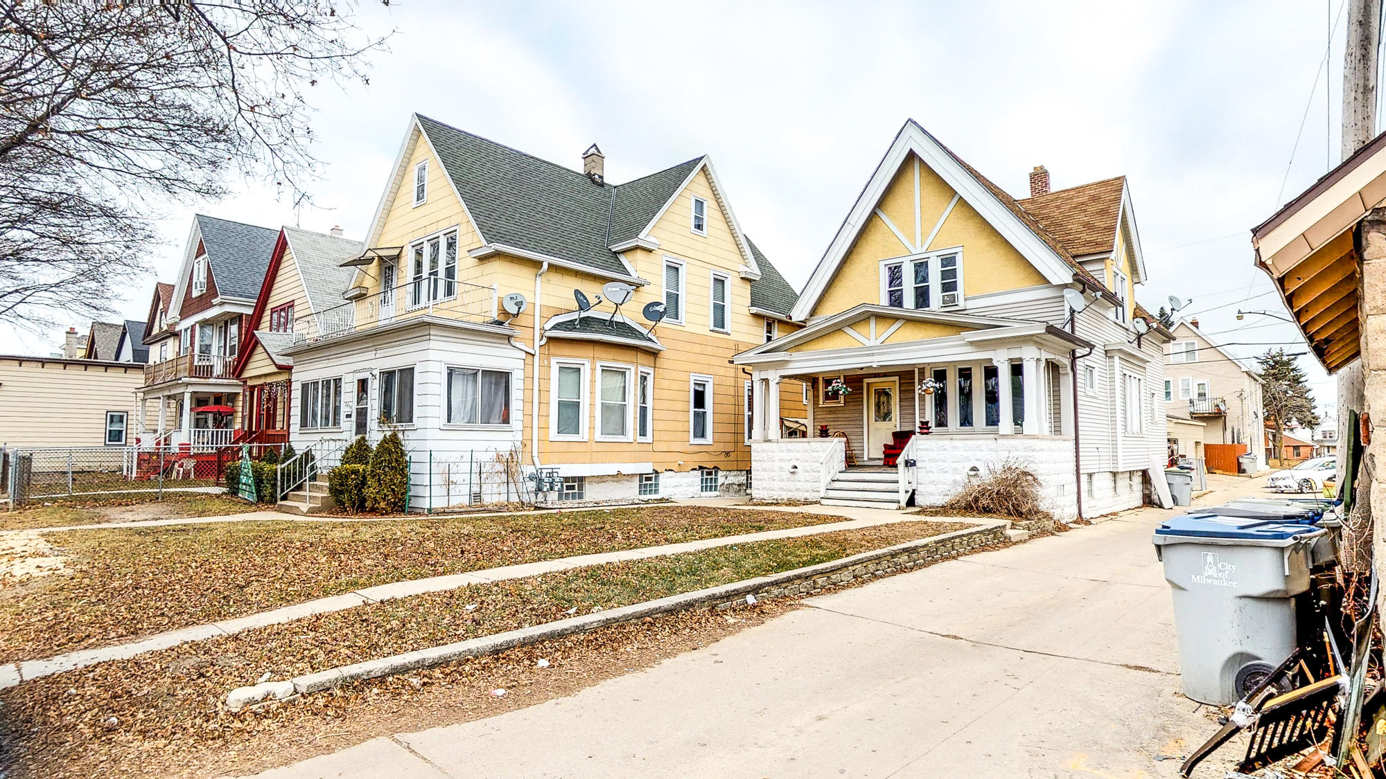 2256 30th St, Milwaukee, Wisconsin 53215, 5 Bedrooms Bedrooms, 8 Rooms Rooms,2 BathroomsBathrooms,Single-Family,For Sale,30th St,1619177