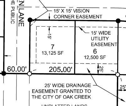Lt7 Arbor Creek Dr, Oak Creek, Wisconsin 53154, ,Vacant Land,For Sale,Arbor Creek Dr,1619443