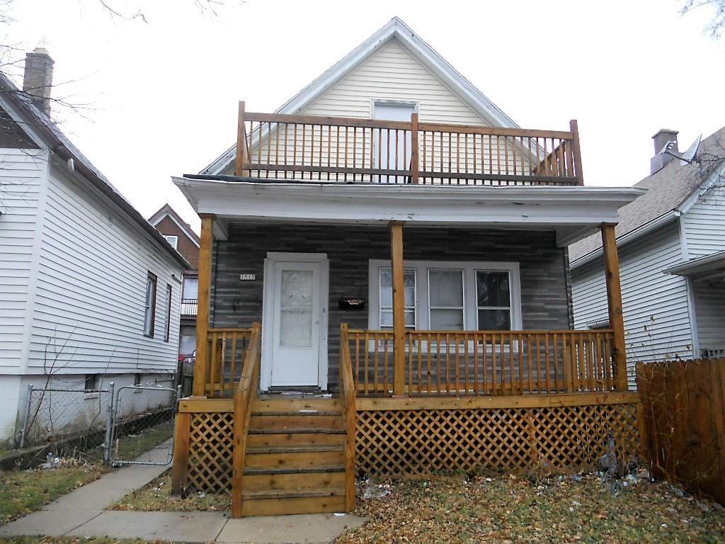 1515 23rd St, Milwaukee, Wisconsin 53204, 4 Bedrooms Bedrooms, 7 Rooms Rooms,1 BathroomBathrooms,Single-Family,For Sale,23rd St,1619643