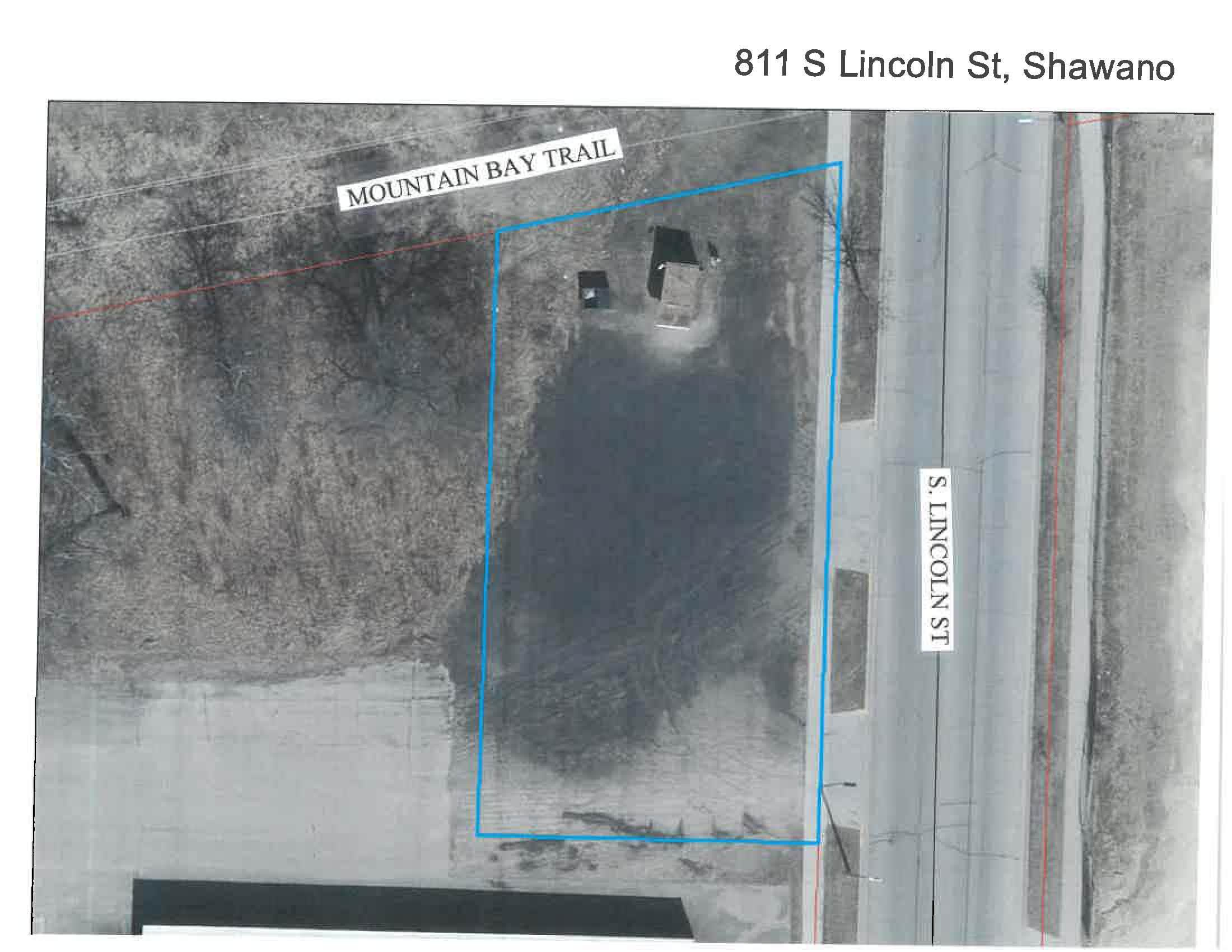 811 Lincoln St, Shawano, Wisconsin 54166, ,Vacant Land,For Sale,Lincoln St,1619458
