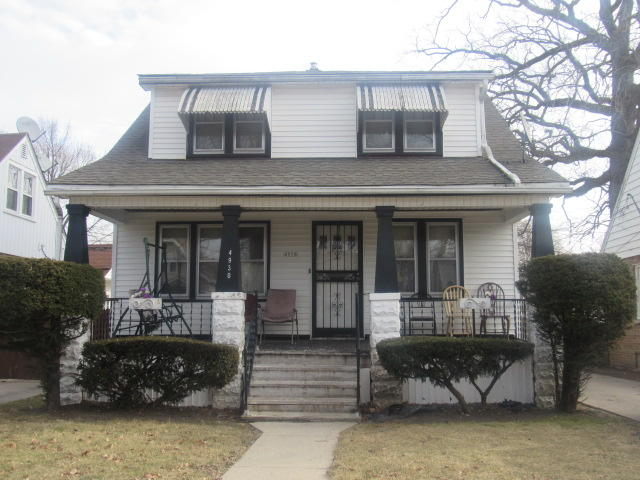 4930 19TH ST, Milwaukee, Wisconsin 53209, 4 Bedrooms Bedrooms, ,2 BathroomsBathrooms,Single-Family,For Sale,19TH ST,1620341